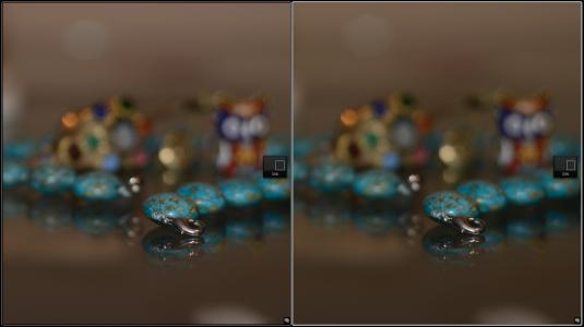 Nikon AF-S 50mm f/1.8G vs Nikon AF 50mm f/1.8D @ f/2.8