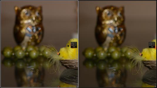Nikon AF-S 50mm f/1.8G vs Nikon AF 50mm f/1.8D @ f/4